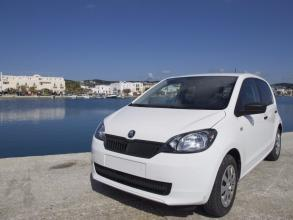 Scoda Citigo (Group A-B)